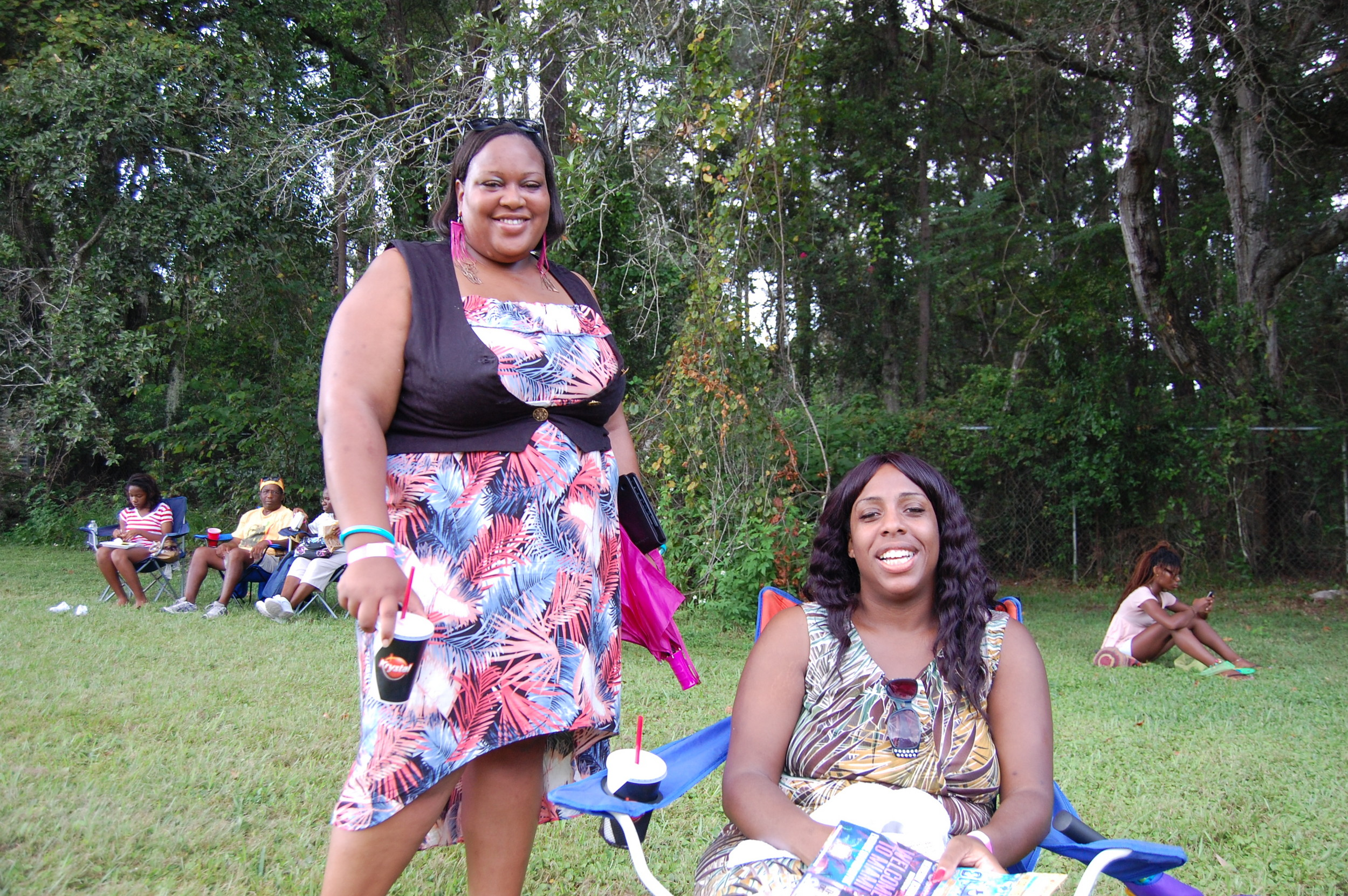 Shaunta Buckley, Lisa Merriet