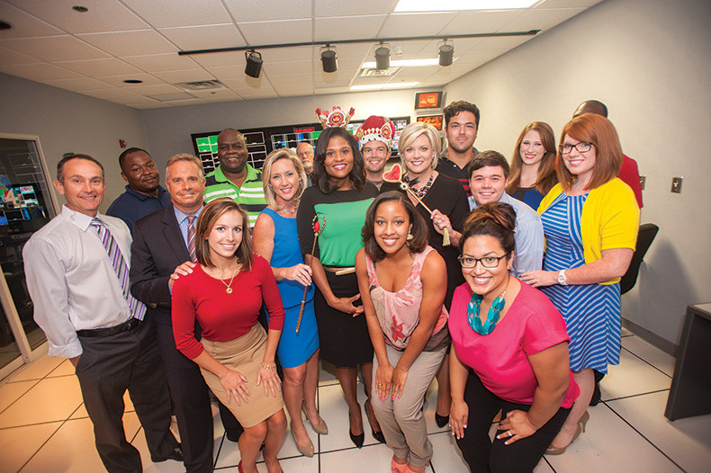 "WJXT's ""The Morning Show"" won best Best TV Morning Show."
