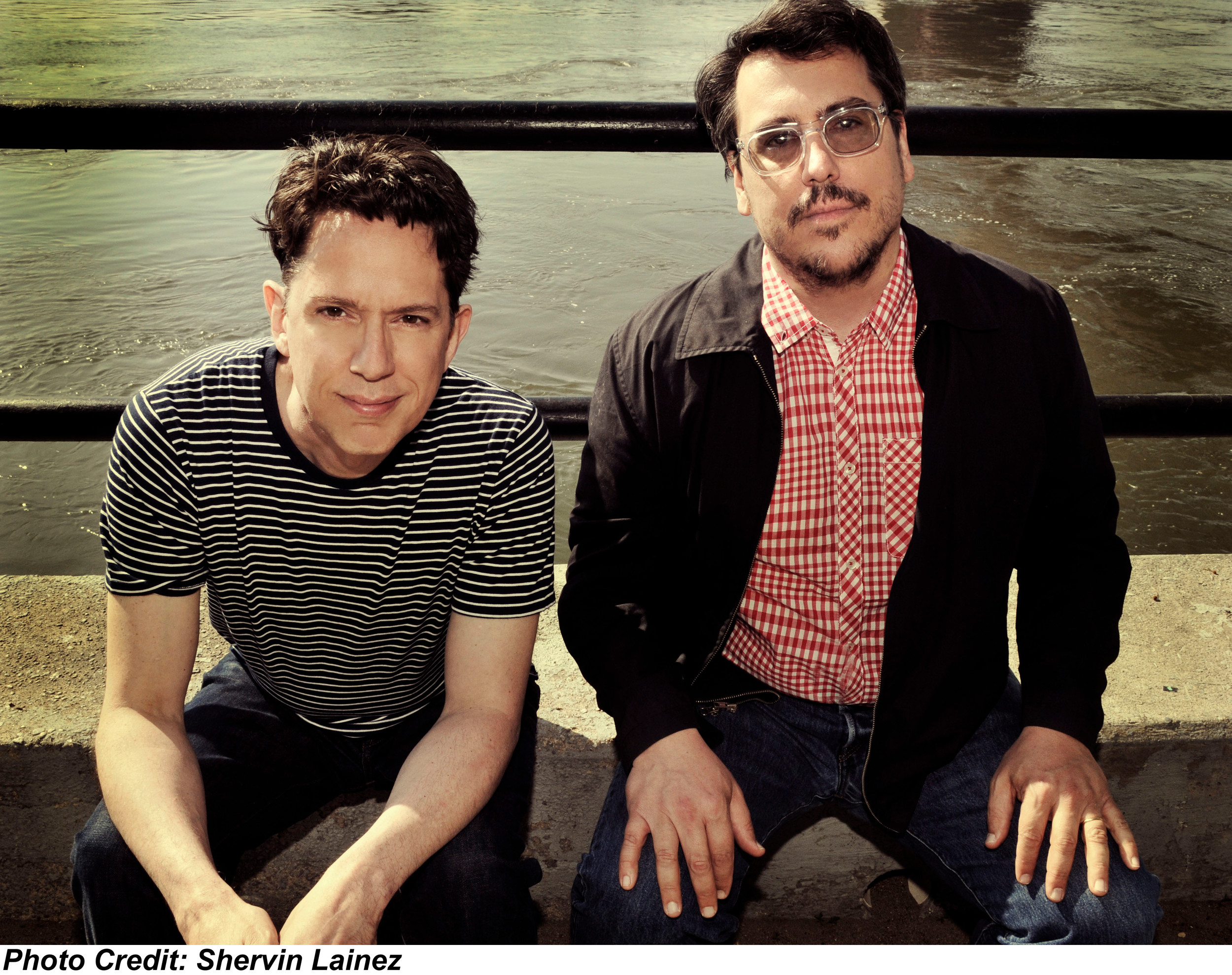They Might Be Giants loom large with support from Moon Hooch Oct. 18 at Freebird Live in Jacksonville Beach.