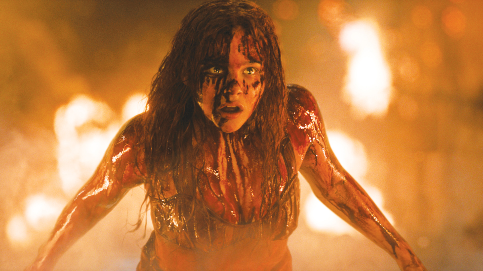 Carrie White (Chloë Grace Moretz), an outcast at her school, has returned to exact her telekinetic revenge 