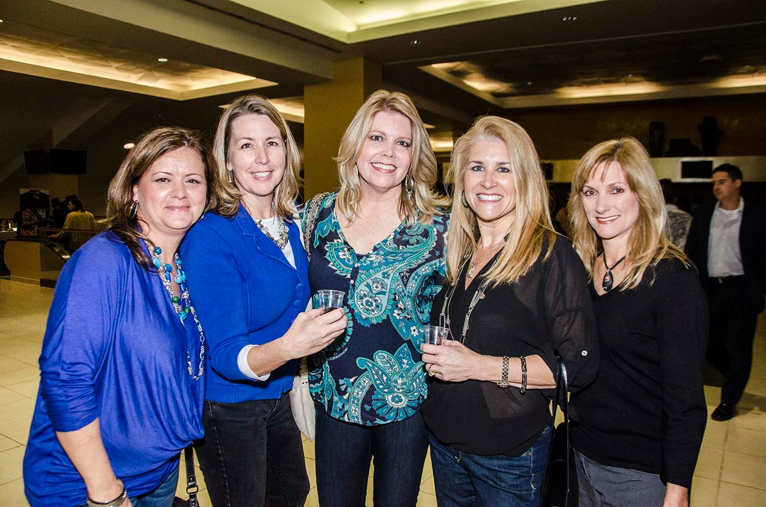 Silvia Heaherley, Julie Bentley, Cathy Cowart, Kimberly King, Judy Lassiter