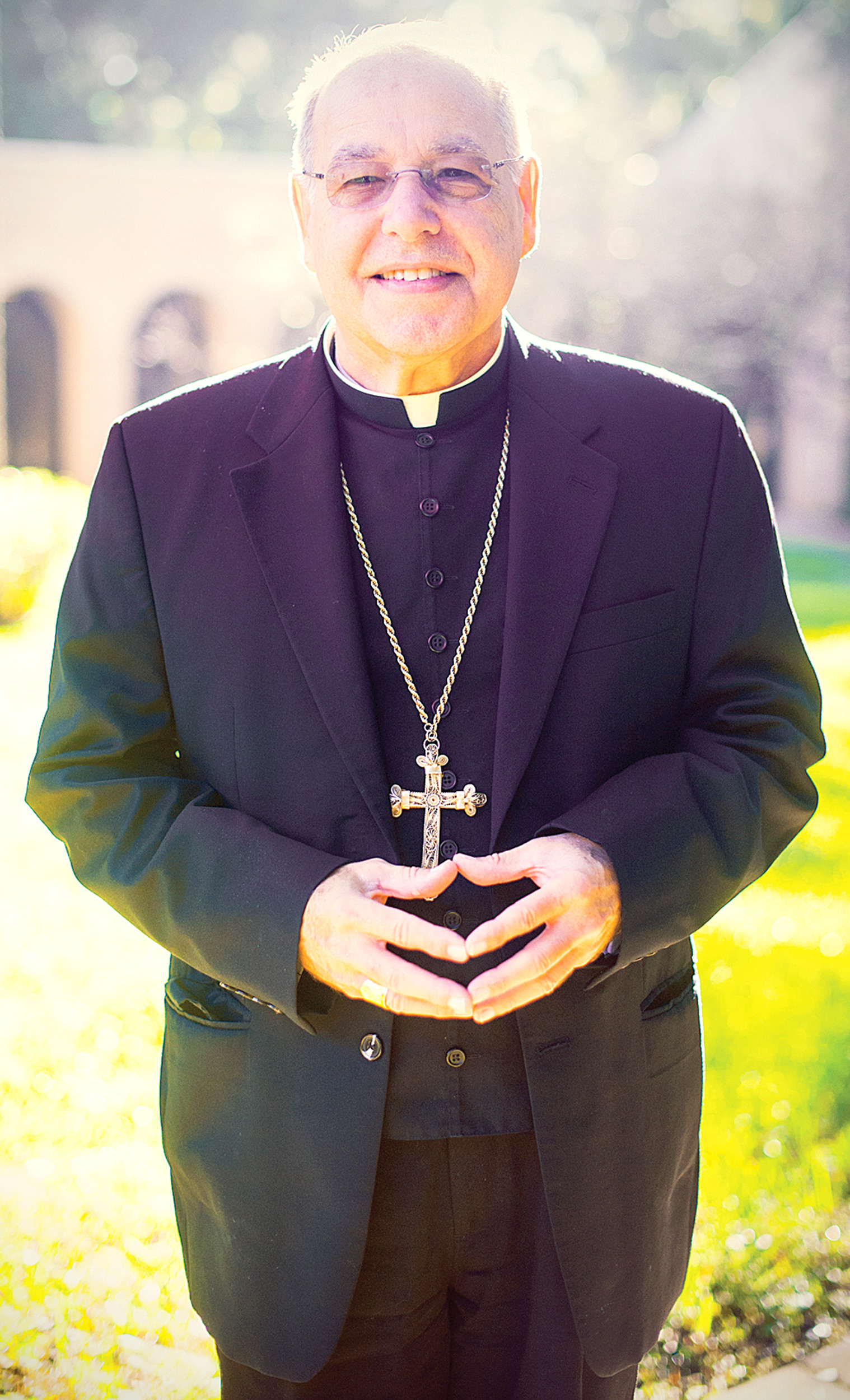 The Most Rev. Felipe J. Estévez