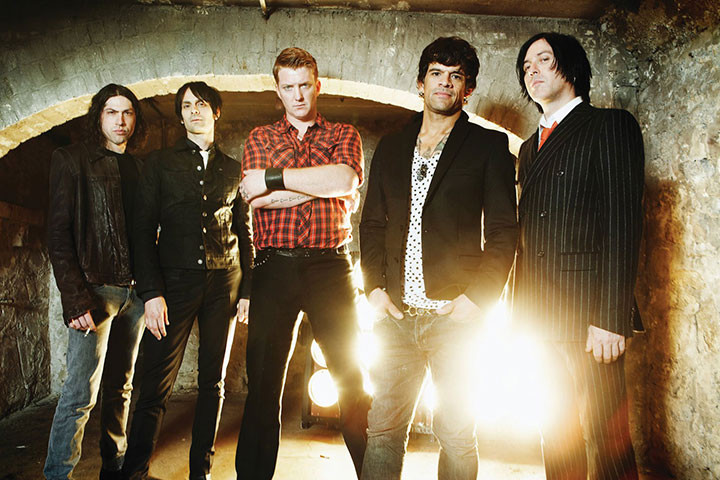 The Queens of the Stone Age play at The Florida Theatre on Mon., Feb. 3.