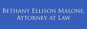 Bethany Ellison, Malone, Attorney At Law