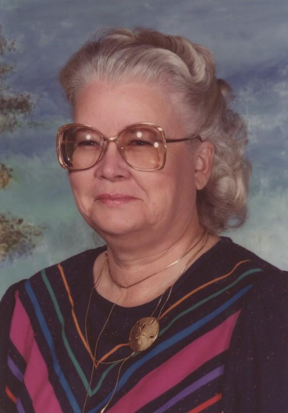 Mary Rose Shanklin Sanders