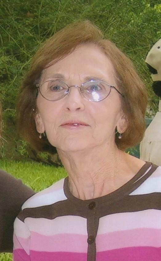 Ruby Bond Marrou