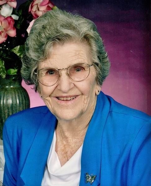 Gladys Elizabeth Mudd