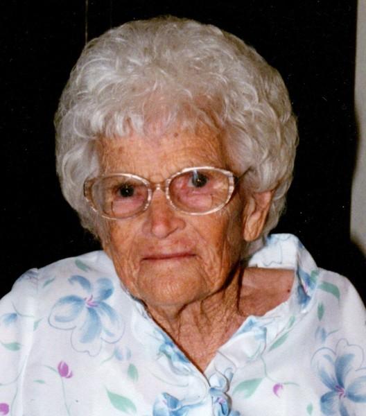 Olga Mary Schumann