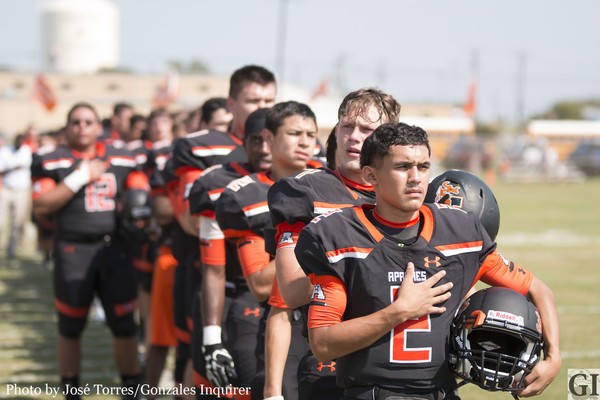 Apaches are set for yet another short week as they take on Austin Crockett on Thursday.