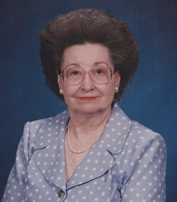 Edna Mae Conant