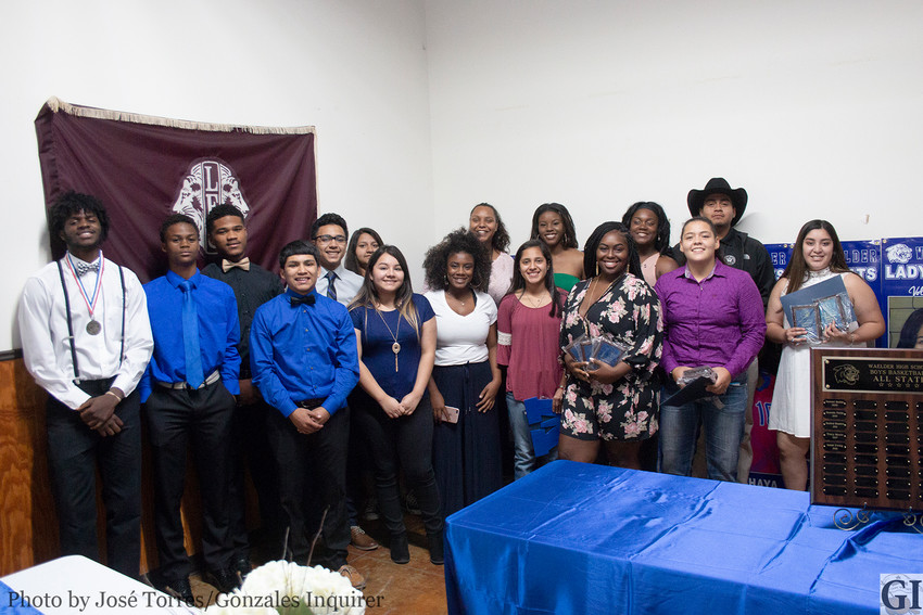 Waelder ISD held an athletic banquet last Friday to honor and celebrate their Wildcat athletes.