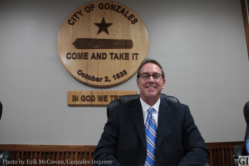 Tim Patek was named city manager at the July 12 city council meeting. He had been serving as interim manager since January.