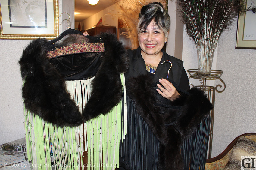 """Susie Rodriguez's latest business endeavor involves """"reFURposing"""" old fur for new uses, as the Luling entrepreneur explains. """"I don't know how else you would phrase what I am doing. I am literally taking old furs that have been tossed out, thrown aside or have been hanging in closets or stored away in boxes and bringing them back to life in a variety of new forms."""