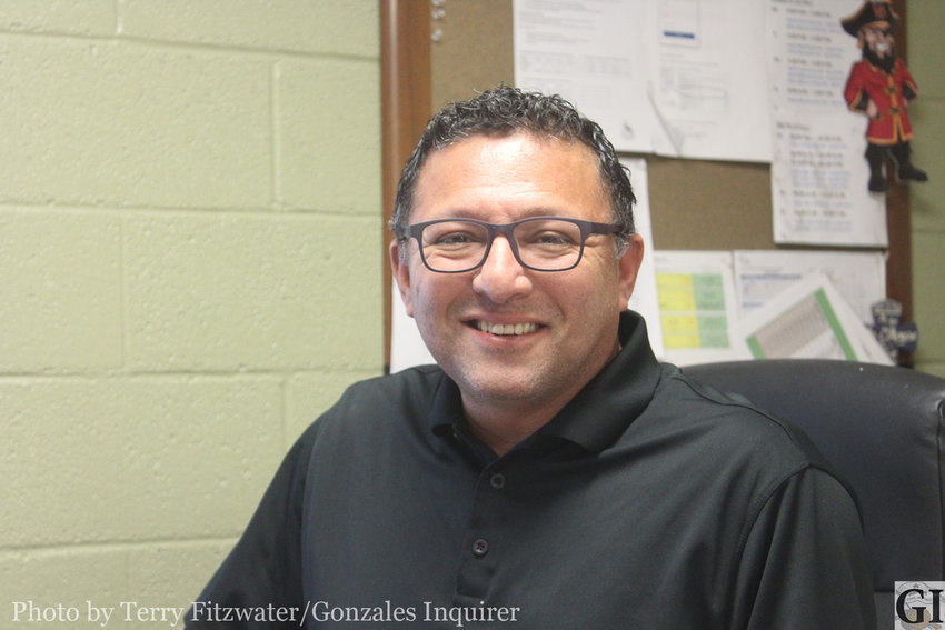 Vince Ortiz has taken over as the new Victoria College Gonzales Center manager as of Oct. 1. Ortiz succeeds Jackie Mikesh, who retired at the end of September.