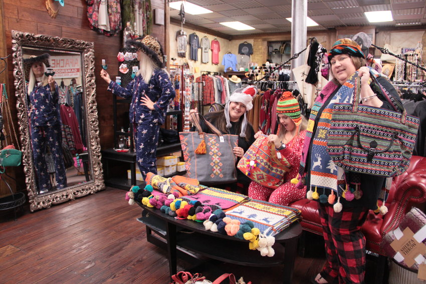 Downtown Gonzales can expect a pajama party on Black Friday, with Angels and Outlaws offering sweet deals and cool drinks for shoppers that are early to rise.