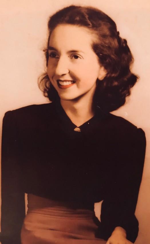 Hazel Ruth Blundell Bean
