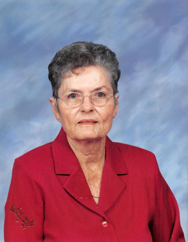 Marie Janice Spellmann Edwards