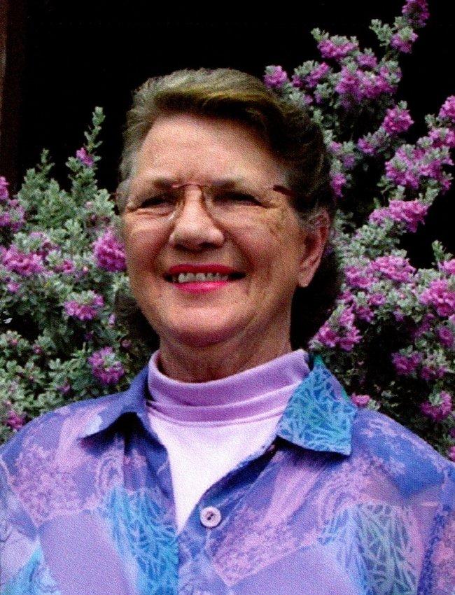 Barbara Ann McGown Gould