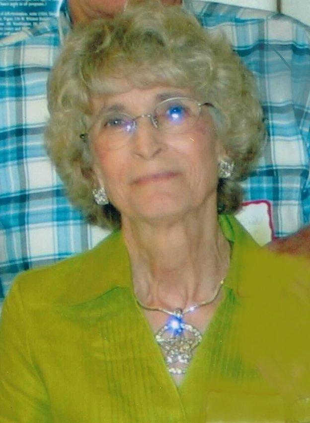 Peggy Ann Birch