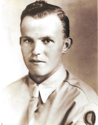 Army Master Sgt. Charlie Mares