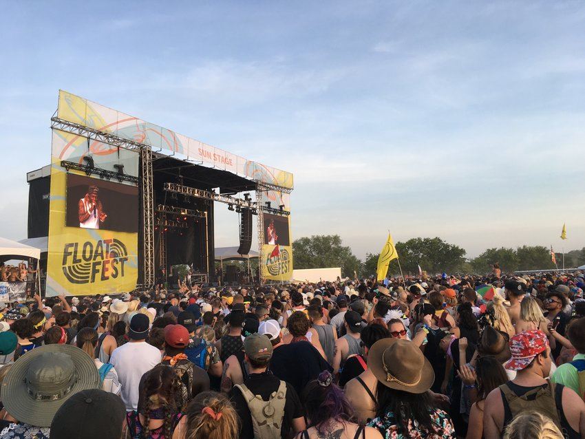 Last year, Lil Wayne was one of the performers at Float Fest. Organizers look to bring big acts, bigger stages, and a tremendous economic boost to town if council gives the go-ahead.
