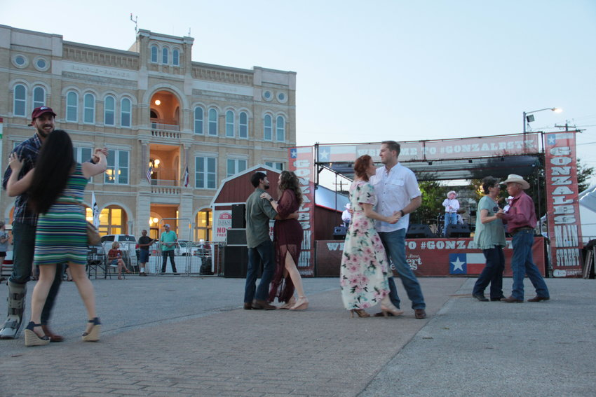 The Gonzales Main Street Concert Series kicks off this Friday with Five Card Draw headlining the June 7 show. Concert grounds will open at 6 p.m.