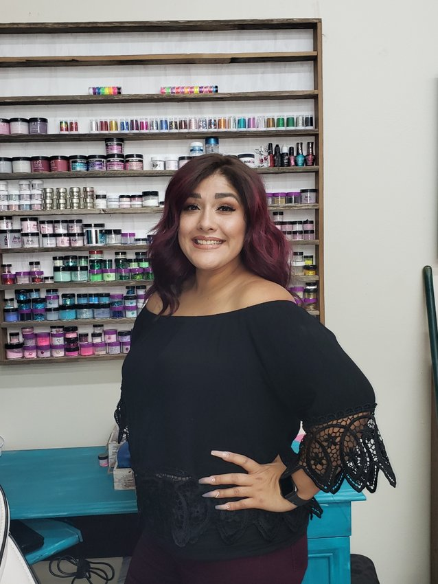Raquel Micaela has overgrown tragedy to open Blissful Orchid as a top full-service salon in Luling.