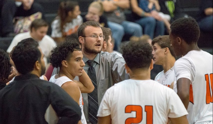 Head coach A.J. Irwin decided to move on from his position at Gonzales to Burnett, where he'll be able to learn under a new head coach and become a much better educator and coach.