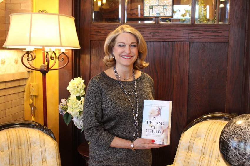 In the Land of Cotton, written by local author and Gonzales County resident Jenice Benedict, is a portrait of ordinary life in the American South.