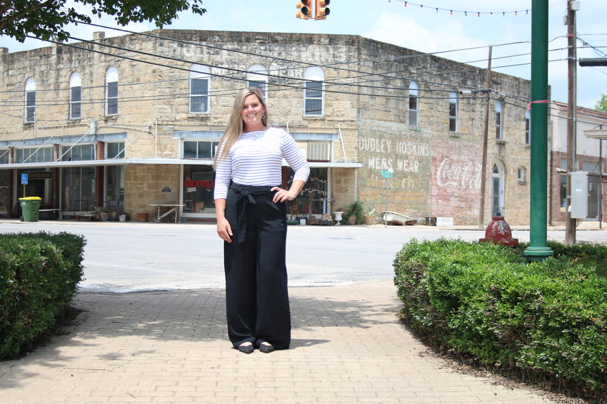Liz Reiley hopes to bring everything she learned during her time at the chamber of commerce to her new position as Main Street director.