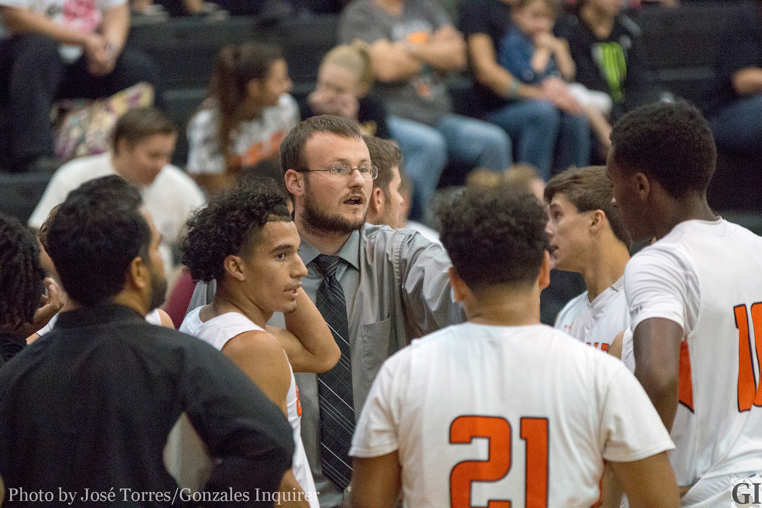 Head Coach A.J. Irwin believes it'll be a process, but the first-year coach is ready to get his team looking like the Running Apaches of old.