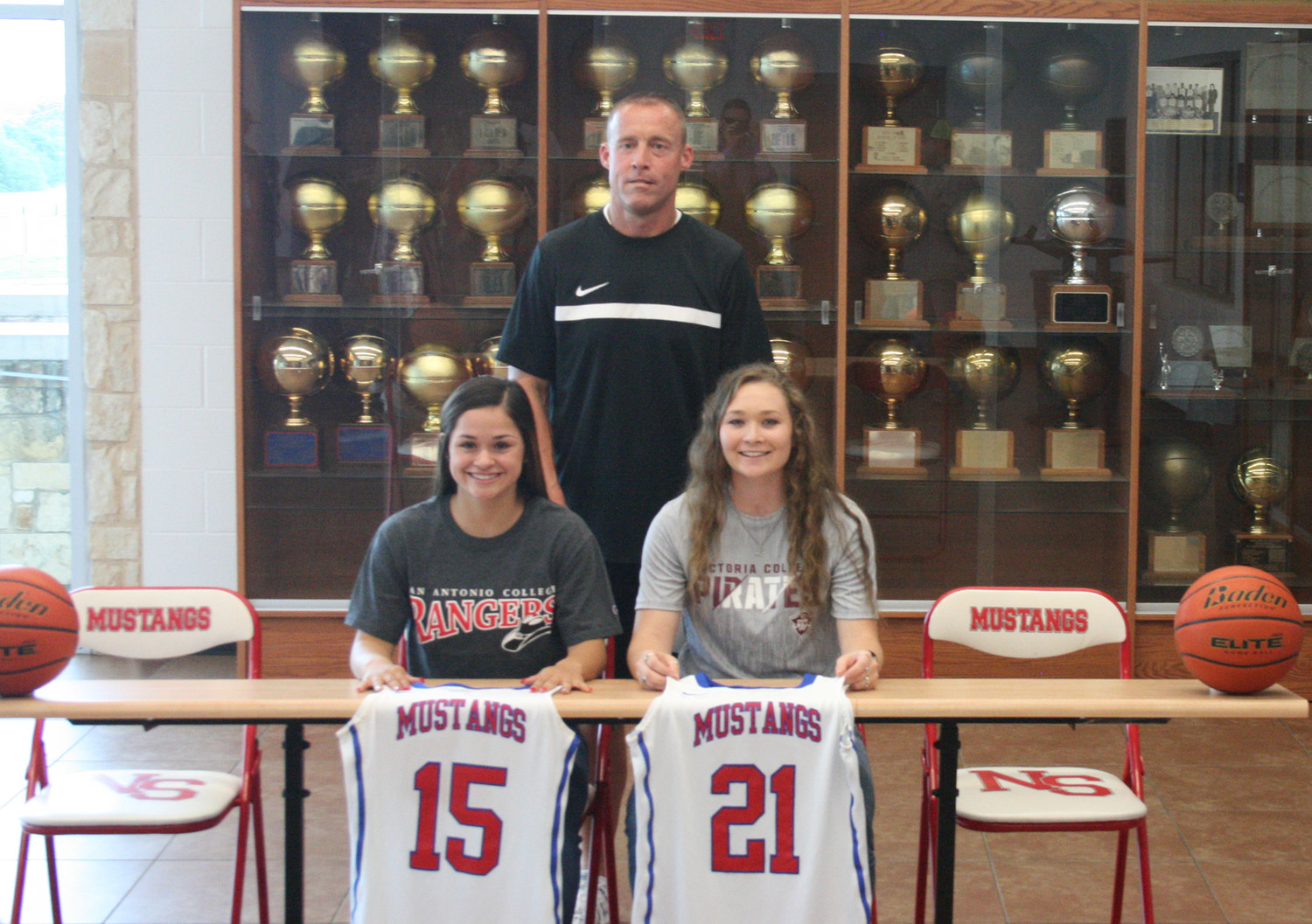 NIXON-SMILEY:
