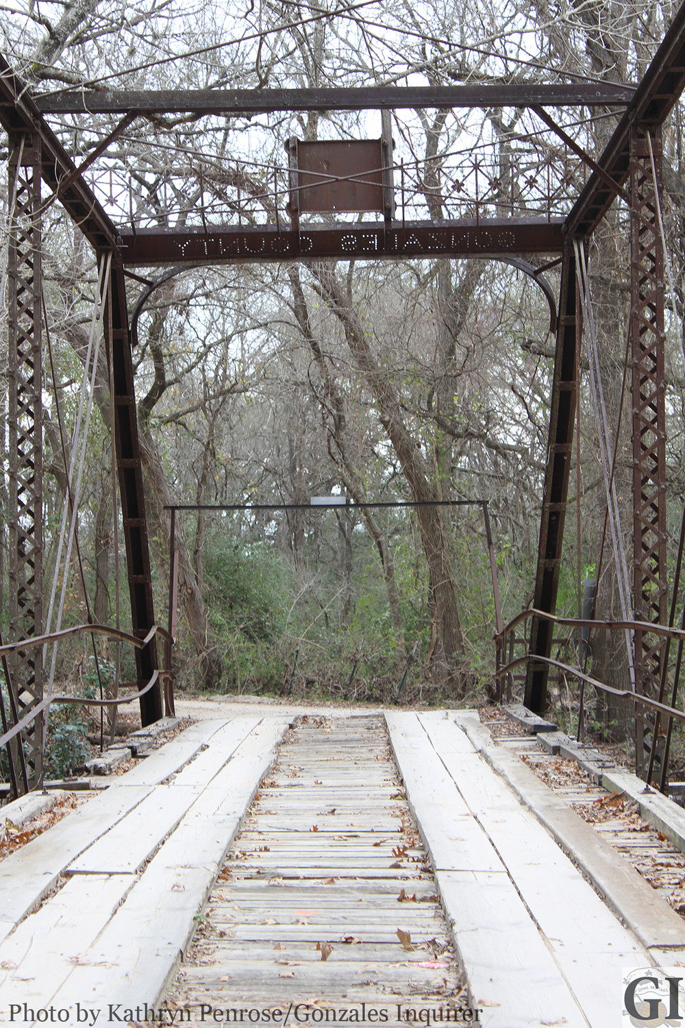 County commissioners wanted to make sure history was preserved and after hearing a plan on Monday, they were reassured that the Peach Creek Bridge will indeed be handled with care during repairs, instead of an all-out replacement.