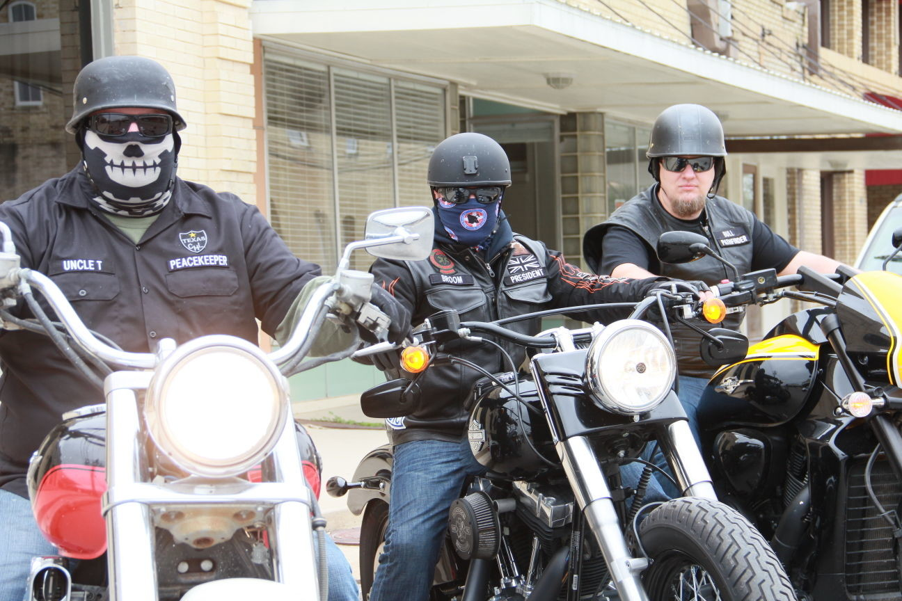 They may look fierce on their bikes, but the ROADDOCS are anything but. They ride by a strict code that enforces safety within the group and their mission is to help people in the community as well as their first responder brothers and sisters.