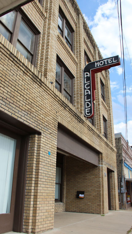 The old Alcalde Hotel at 614 St. Paul in downtown Gonzales is scheduled to get a $1.68 million upgrade and a new restaurant early next year. The Economic Development Corp. Monday accepted a grant/loan application for half of the project's projected cost.