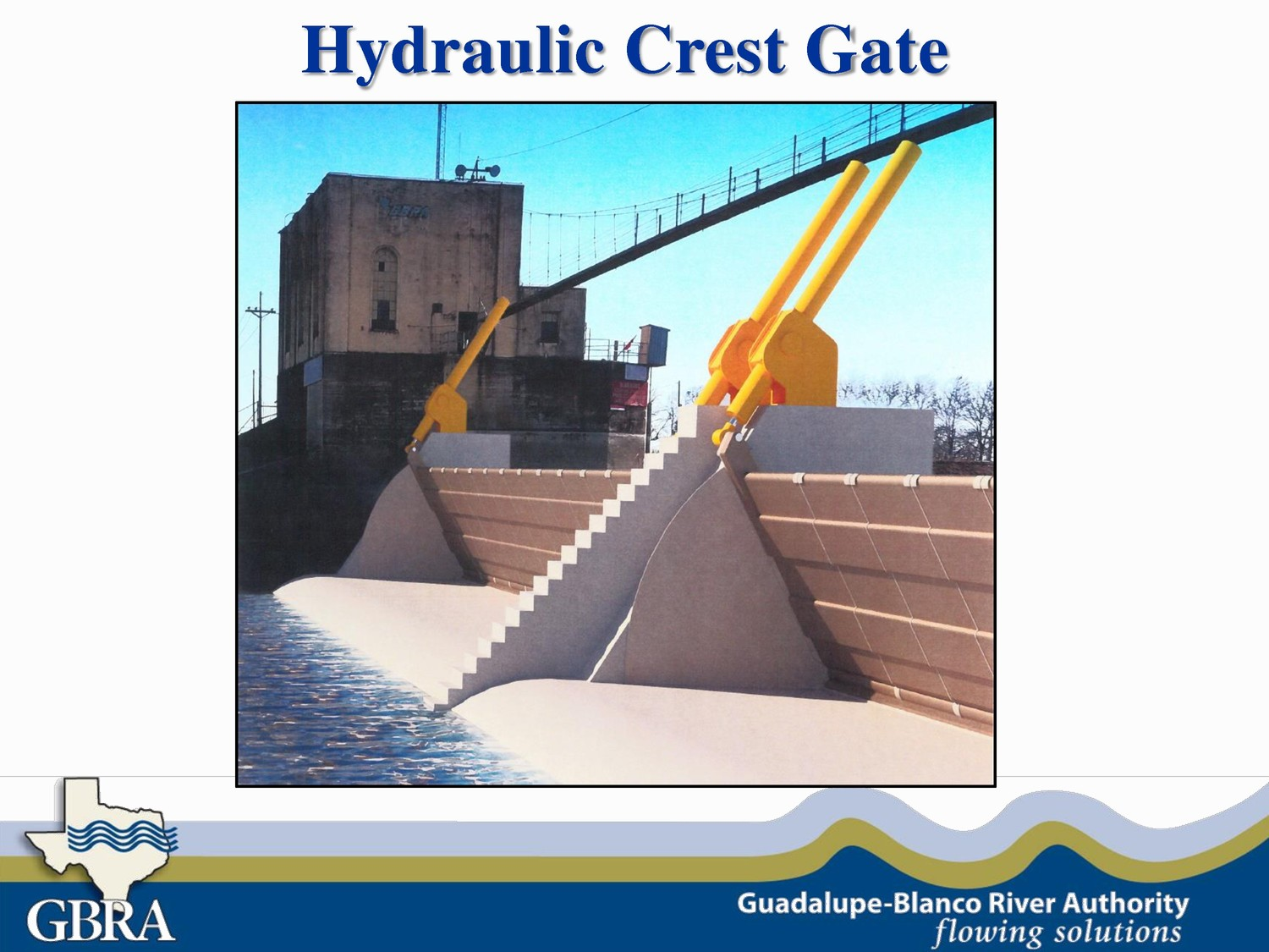 When the time comes, GBRA will be installing a hydraulic crest gate on the dam at Lake Wood. Authority staff claimed they will take at least a year of soil sampling to analyze before they can move forward.