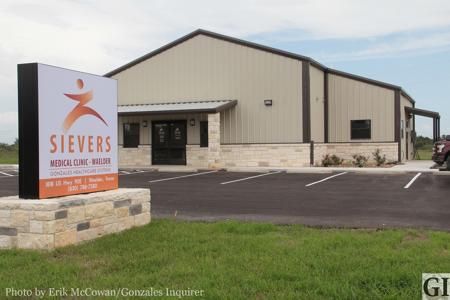 The new Waelder branch of the Sievers Medical Clinic is open for business. They perform a host of services, like well woman exams, well child visits, immunizations, prescription refills, preventative care, school physicals, and general sick care from infants to elderly.