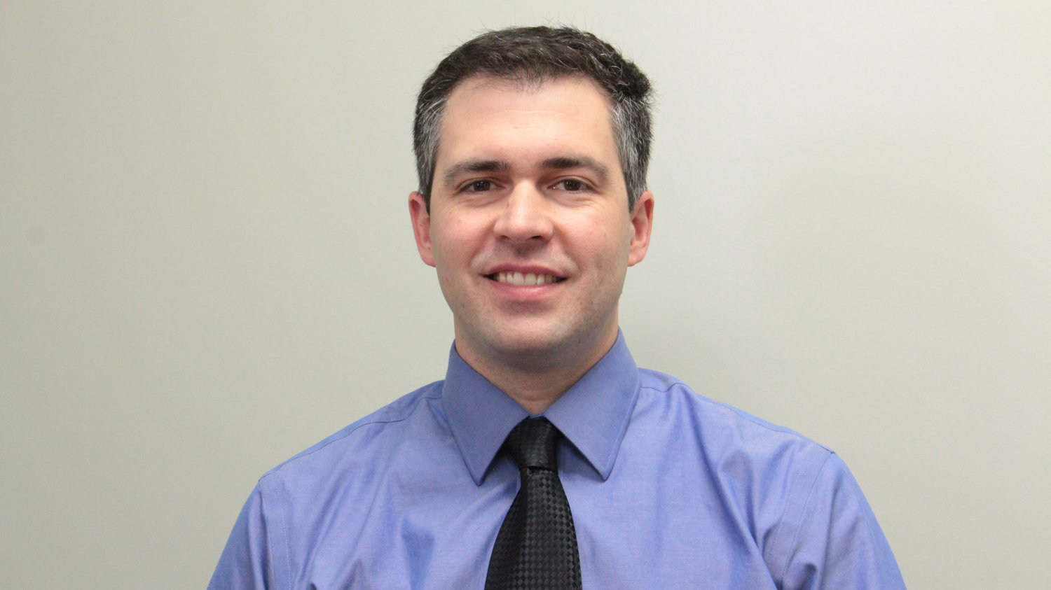 Dr. Sean Hattenbach has been in town a couple of months but is already treating the medical needs of area residents. You can find the family medicine physician at the Sievers Clinic.