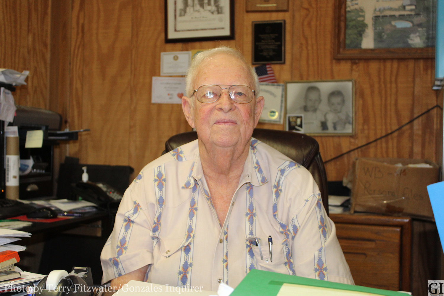 For over 50 years Wayne Brown, the owner of WB Farm and Ranch Supply, has been providing friendly, family service to people in Gonzales and south central Texas.