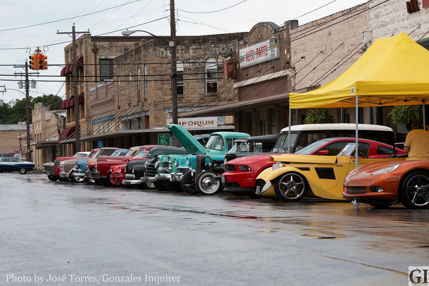 "Gonzales last had a winter car show a few years ago, and they might again this February if city council agrees to spend $17,000 plus city services on the ""Hot Rods and Hatters"" car show currently held in Lockhart. The move would bring lots of visitors and ""heads in beds,"" organizers and officials say."