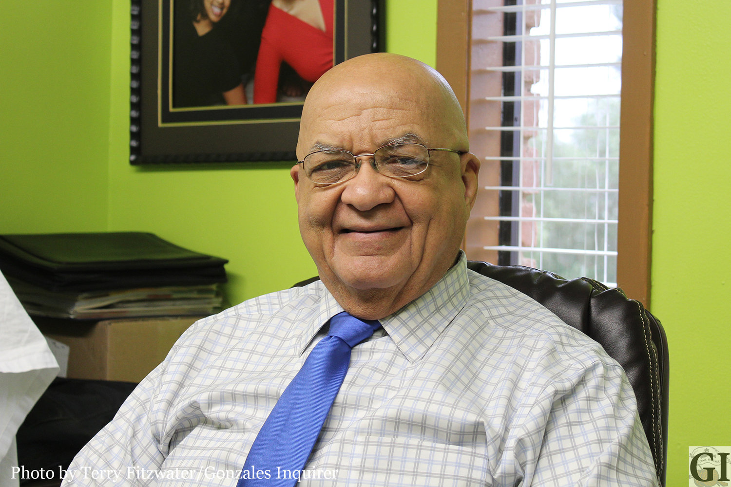 Dr. Garth Vaz (pictured) operates an Urgent Care facility that opened back in November, to provide the community of Gonzales less expensive options at health care.
