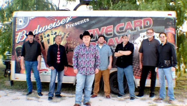 Expect a high energy show from Five Card Draw when they headline week one of the 11th annual Gonzales Main Street Summer Concert Series.