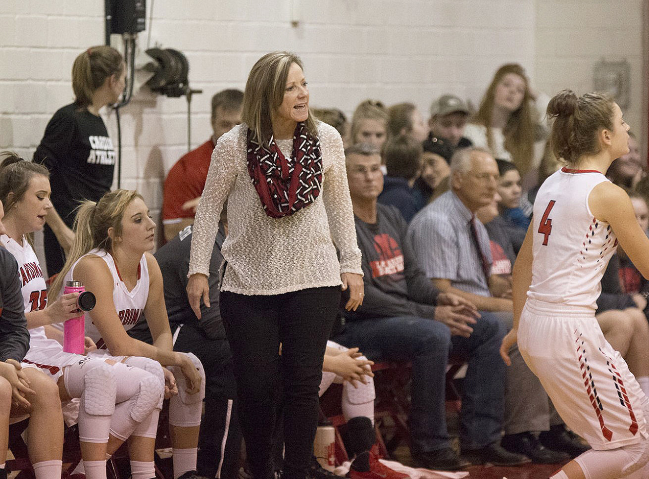 Dana Beal-Sestak: Multiple-time state champion coach Dana Beal-Sestak joins the Gonzales Apaches coaching staff after years of success at Shiner St. Paul.