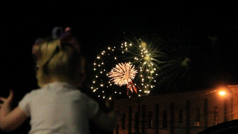 Fireworks and concerts are scheduled to go on as planned for the Fourth of July in Gonzales.