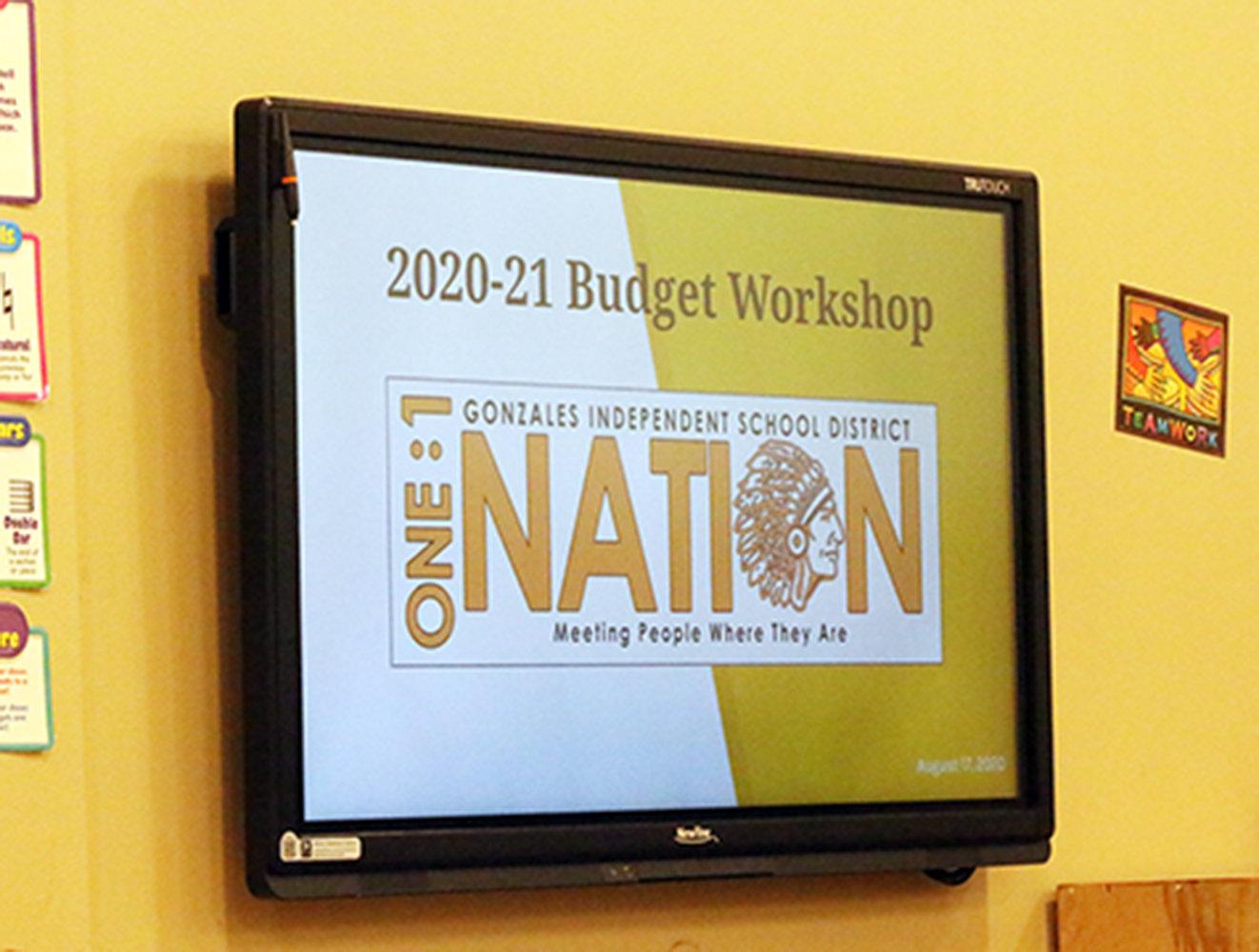 Gisd Calendar 2021 GISD adopts new calendar, presents budget at special meeting | The