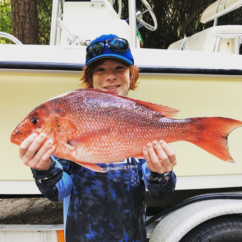 Private recreational anglers have three additional days to fish for red snapper. The additional days will begin at 12:01 a.m. Saturday, Oct. 10, and run until midnight Monday, Oct. 12, 2020.