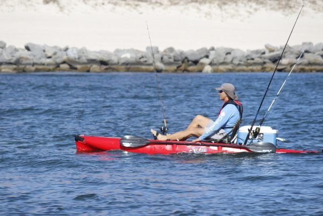 The 2020 Kayak Bass Fishing (KFB) Redfish Gulf Division Championship Tournament takes place Saturday, Sept. 19. Based at The Wharf, this new event to the destination will showcase coastal waterways throughout Gulf Shores and Orange Beach as competitors launch from various sites.