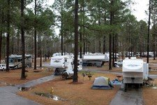 The new online campground reservations system allows Alabama State Parks users to book one or more visits at one time.