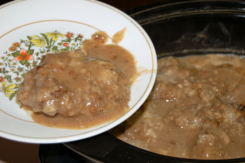 Smothered Country-Fried Venison Steaks