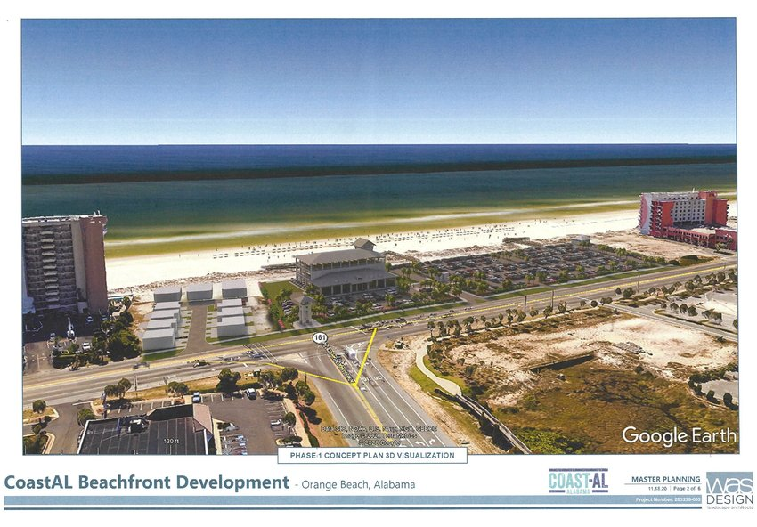 A prime 8.7-acre beachfront lot once slated for two condo towers at heights of 37 and 36 stories and previously approved 276 units, now may be the future site of a beach for Orange Beach residents and the public to enjoy for generations to come as well as a family-friendly, stand-alone restaurant directly on the Gulf.